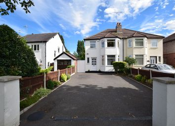 Thumbnail 3 bed semi-detached house for sale in Greasby Road, Greasby