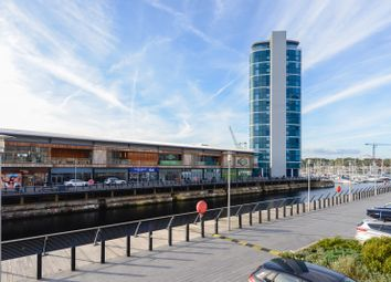 2 bed flat for sale in The Wharf, Dock Head Road, Chatham ME4