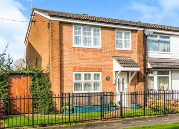 Thumbnail 3 bed semi-detached house for sale in Cabot Place, South Reddish, Stockport
