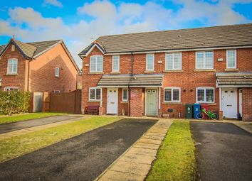 Thumbnail 2 bed terraced house to rent in Nightingale Close, Whalley, Clitheroe