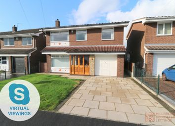 Thumbnail 4 bedroom detached house to rent in Roxby Close, Walkden, Manchester