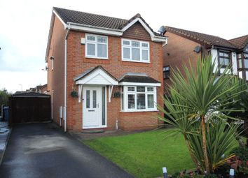 Thumbnail 3 bed detached house for sale in Cadbury Close, West Derby, Liverpool
