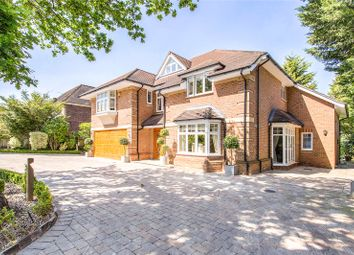 Thumbnail 5 bed property for sale in Gordon Avenue, Stanmore, Middlesex