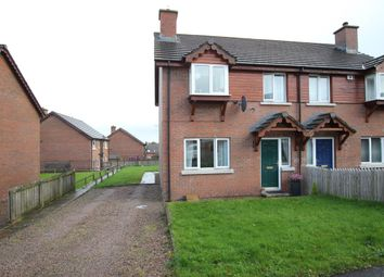Thumbnail 3 bedroom semi-detached house for sale in Glenmount Road, Newtownabbey