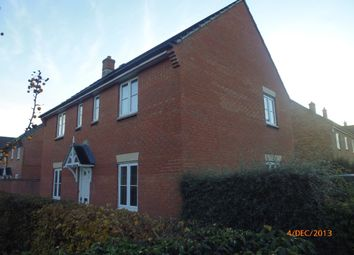 Thumbnail 4 bed detached house to rent in Willow Close, Weston-Super-Mare