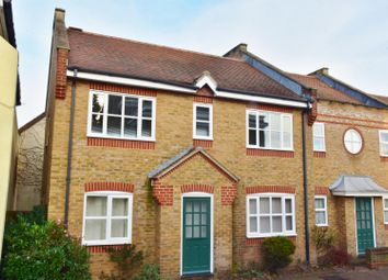Thumbnail 2 bed maisonette to rent in Oxford Row, Thames Street, Sunbury-On-Thames