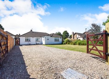 Thumbnail 4 bedroom detached bungalow for sale in Cotton End Road, Wilstead, Bedford