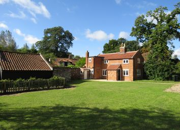 Thumbnail 3 bed cottage for sale in The Street, Geldeston, Beccles