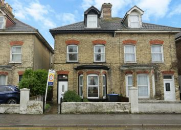 Thumbnail 4 bedroom semi-detached house for sale in Osborne Road, Broadstairs