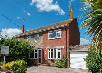 3 bed semi-detached house for sale in Rayham Road, Whitstable, Kent CT5