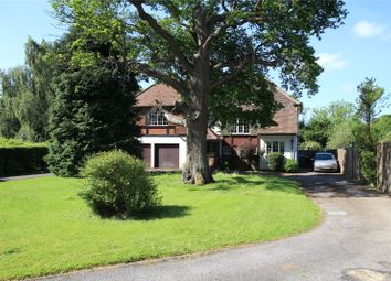 Thumbnail 4 bed detached house for sale in Marshalswick Lane, St. Albans, Hertfordshire