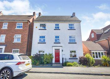 Thumbnail 5 bed detached house for sale in Ballards Way, Borrowash, Derby