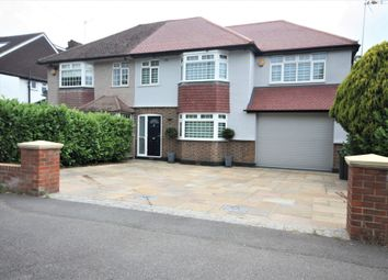 Thumbnail 4 bed semi-detached house for sale in London Road, Surrey