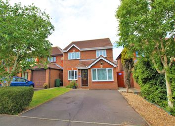 Thumbnail 4 bed detached house for sale in Harvest Way, Weston-Super-Mare