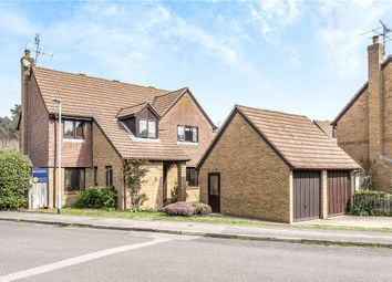 Thumbnail 4 bed detached house for sale in Greenfield Way, Crowthorne, Berkshire