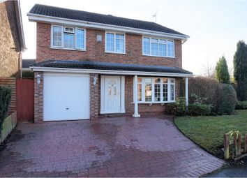 Thumbnail 4 bed detached house for sale in Berry Drive, Great Sutton