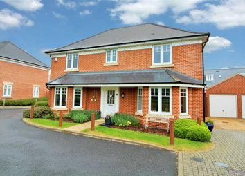 Thumbnail 4 bed detached house for sale in Gala Close, Great Horkesley, Colchester