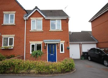 Thumbnail 3 bed semi-detached house for sale in Main Street, Weston Heights, Weston Coyney