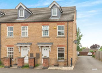 Thumbnail 3 bed end terrace house for sale in Woodrow Place, Spalding