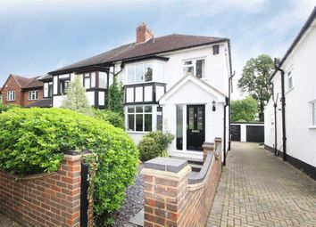 Thumbnail 4 bed property to rent in Manor Drive, Sunbury-On-Thames
