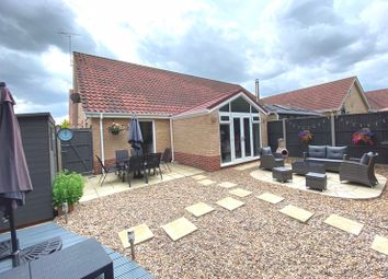 Thumbnail 2 bed semi-detached bungalow for sale in Codlins Lane, Beccles