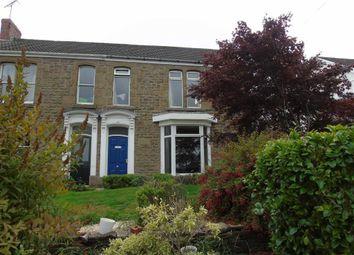 Thumbnail 4 bedroom semi-detached house for sale in Tan Y Lan Terrace, Morriston, Swansea