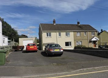 Thumbnail 3 bed semi-detached house for sale in Maesybont, Glanamman, Ammanford