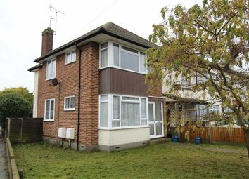 Thumbnail 1 bed flat to rent in Byrne Drive, Southend-On-Sea