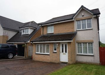 Thumbnail 4 bedroom detached house for sale in Burnside View, Lindsayfield, East Kilbride