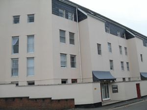Thumbnail 1 bed flat for sale in High Street, Cheltenham, Glos