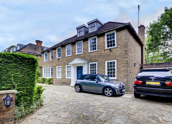 Thumbnail 5 bed detached house to rent in Springfield Road, St John's Wood