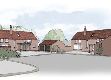 Thumbnail 4 bed detached house for sale in Orchard Close, Osgodby