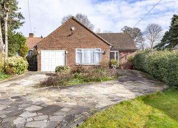 Thumbnail 3 bed detached bungalow for sale in Larkswood Rise, Eastcote, Pinner