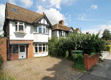 Thumbnail 4 bed detached house to rent in Stanley Park Road, Carshalton