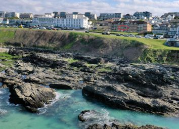 Thumbnail 2 bed flat for sale in Esplanade Road, Pentire, Newquay