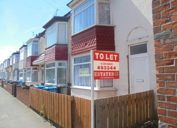 Thumbnail 3 bed terraced house to rent in Monmouth Street, Hull