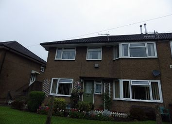 Thumbnail 2 bed property to rent in Waunfawr Gardens, Cross Keys, Newport.