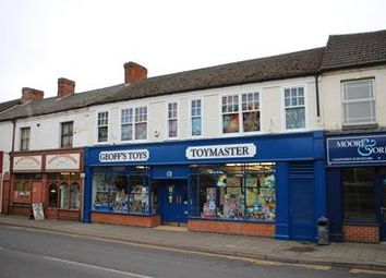 Thumbnail Retail premises for sale in 30 High Street, Coalville, Leicestershire