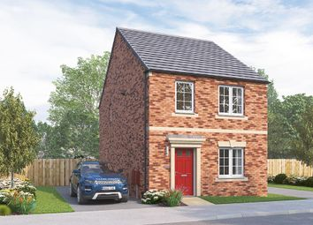 "Thumbnail 3 bed detached house for sale in ""The Kilmington"" at Carr Green Lane, Mapplewell, Barnsley"