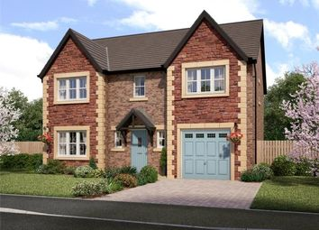 Thumbnail 4 bed detached house for sale in Plot 34, St. Andrews Close, Thursby, Carlisle