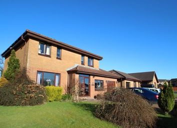 Thumbnail 4 bed detached house for sale in Fulton Gardens, Houston, Johnstone