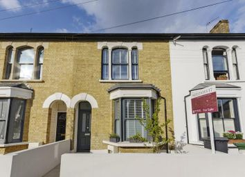 Thumbnail 3 bed terraced house for sale in Fraser Road, Walthamstow, London