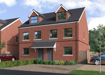 4 bed semi-detached house for sale in Plot 11 Ashbourne Road, Leek, Staffordshire ST13