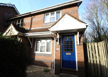 Thumbnail 2 bedroom semi-detached house to rent in Heron Gardens, Portishead, Bristol
