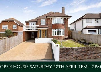 Thumbnail 4 bed detached house for sale in Roundhill Close, Exeter