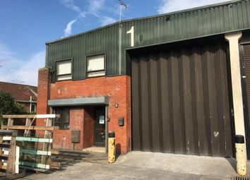Thumbnail Industrial to let in Unit 1, Whitehall Trading Estate, Gerrish Avenue, Whitehall, Bristol