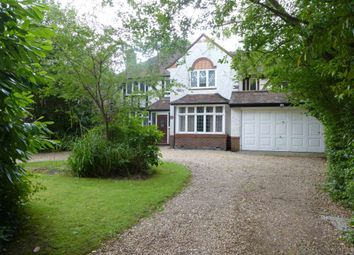Thumbnail 5 bed detached house to rent in Maiden Erlegh Drive, Earley, Reading