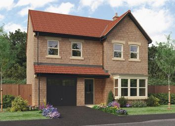 "Thumbnail 4 bed detached house for sale in ""Ryton"" at Grove Road, Boston Spa, Wetherby"