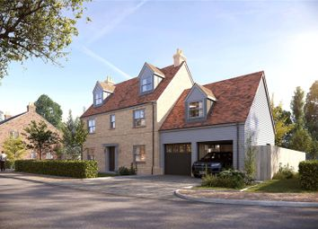 Thumbnail 5 bed detached house for sale in The Birdlings, Bennell Farm, Comberton, Cambridge