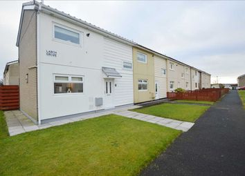 Thumbnail 2 bed end terrace house for sale in Larch Grove, Motherwell